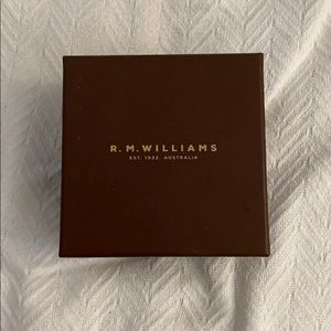 Pre-Loved R.M. Williams Bi-Fold Wallet in Chestnut